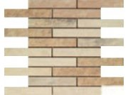Stone d Quarzite Multicolor Mosaico B SD033MB Мозаика